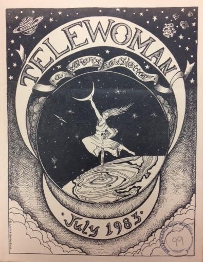 Telewoman July 1983